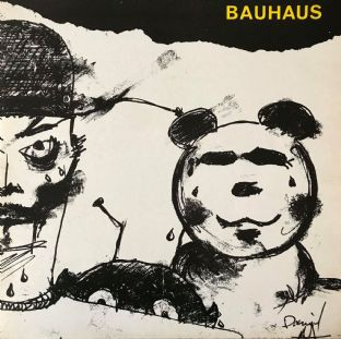 Bauhaus ‎- Mask (LP) (G++/G++)
